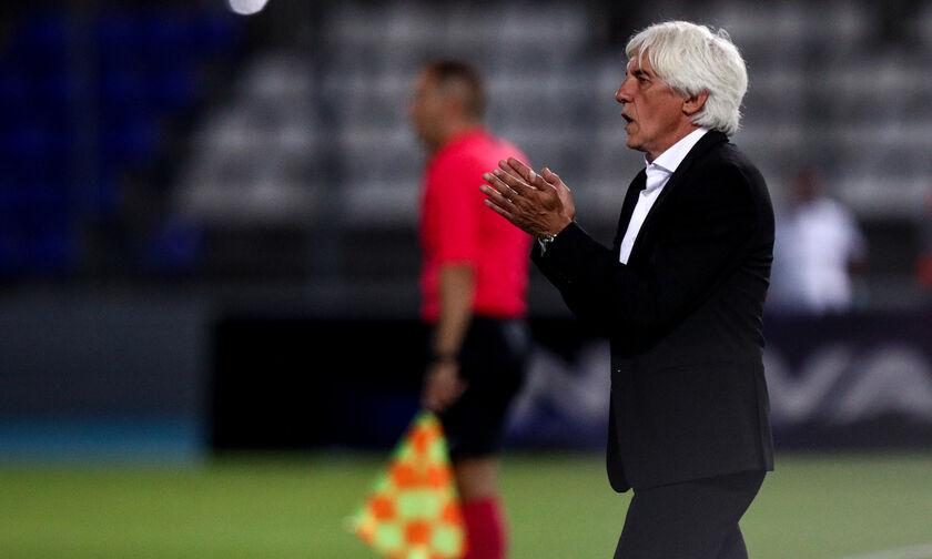 ΠΑΣ Γιάννινα – Παναθηναϊκός 1-0: Γιοβάνοβιτς: «Δεν με προβλημάτισε κάτι...» (vid)