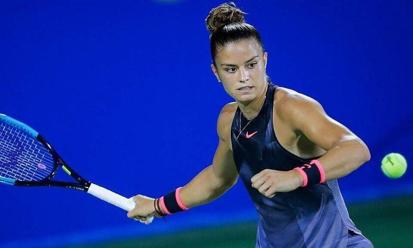 Τένις: Η Σάκκαρη κατευθείαν στον δεύτερο γύρο του Οστράβα Όπεν