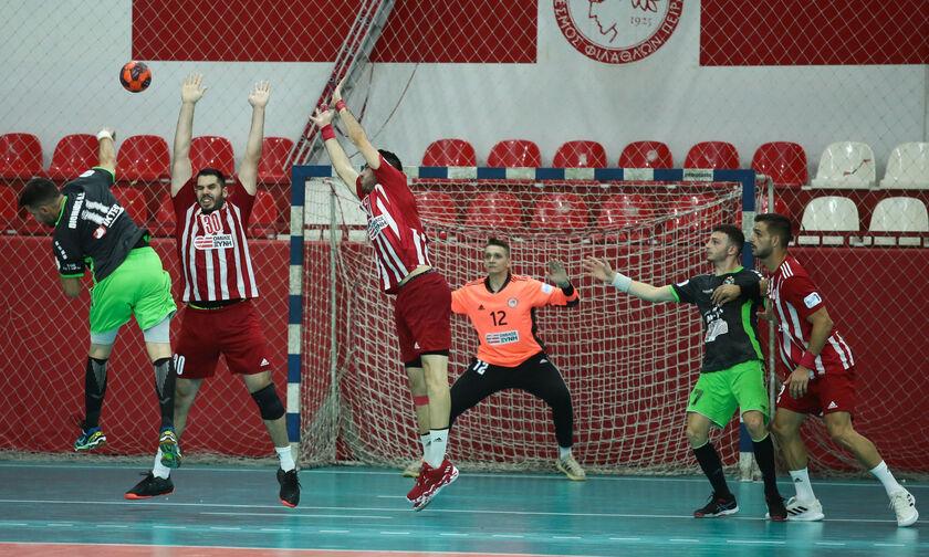 Handball Premier: Τα αποτελέσματα στα παιχνίδια του Σαββάτου (18/9) για την 1η αγωνιστική