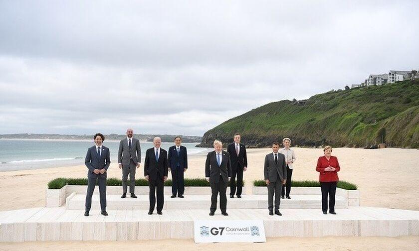 AUKUS: Η συμφωνία κλείστηκε στην G7 στην Κορνουάλη πίσω από την πλάτη του Μακρόν