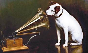His master's Voice: Ο πίνακας με το σκυλάκι και τα εκατομμύρια δίσκοι σε όλο τον κόσμο