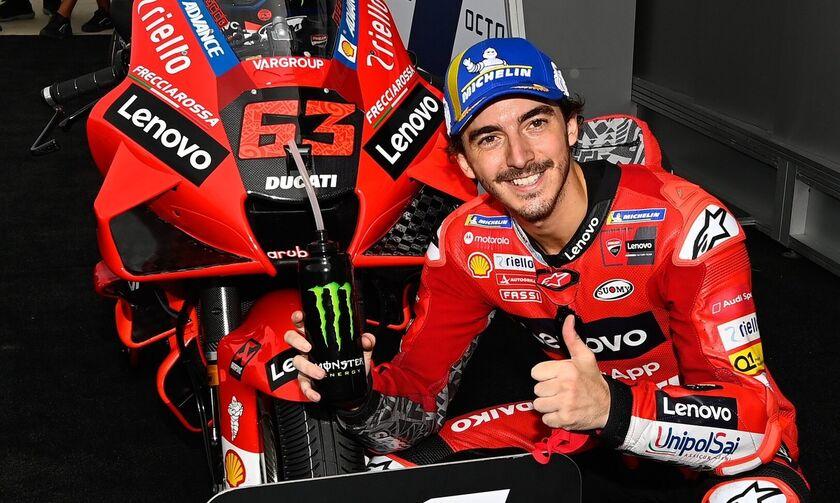 Grand Prix Ιταλίας: Πήρε τη νίκη ο απτόητος Μπανάια