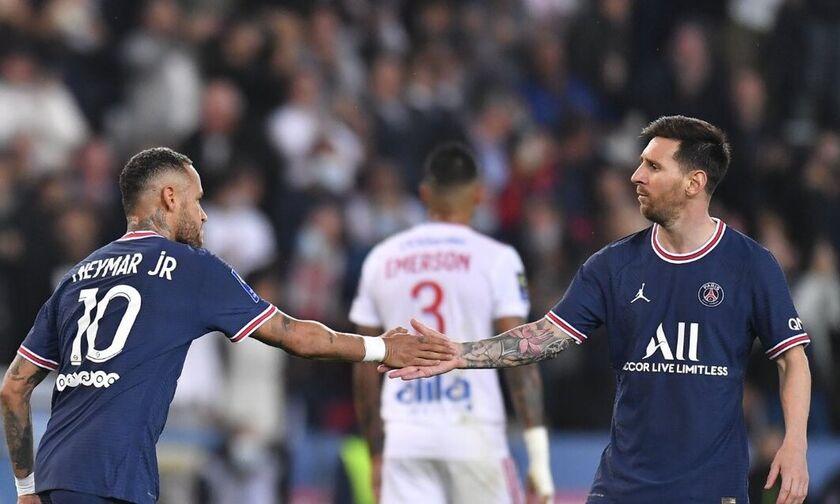Ligue 1: Λύτρωση για την Παρί με Ικάρντι (2-1). Εκνευρίστηκε στην αλλαγή του ο Μέσι