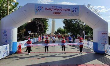 Στίβος: Επιτυχημένη επανεμφάνιση του «Run Greece» στην Αλεξανδρούπολη