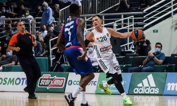 Παναθηναϊκός - Έφες 80-74: Πρωτιά για τους «πράσινους» στο 3ο τουρνουά «Π. Γιαννακόπουλος» (vids)