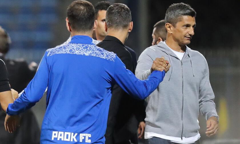 Αστέρας Τρίπολης – ΠΑΟΚ 0-1: Λουτσέσκου: «Έπρεπε να κερδίσουμε...» (vid)