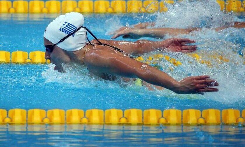 Άννα Ντουντουνάκη: Νέο πανελλήνιο ρεκόρ στα 200μ. πεταλούδα