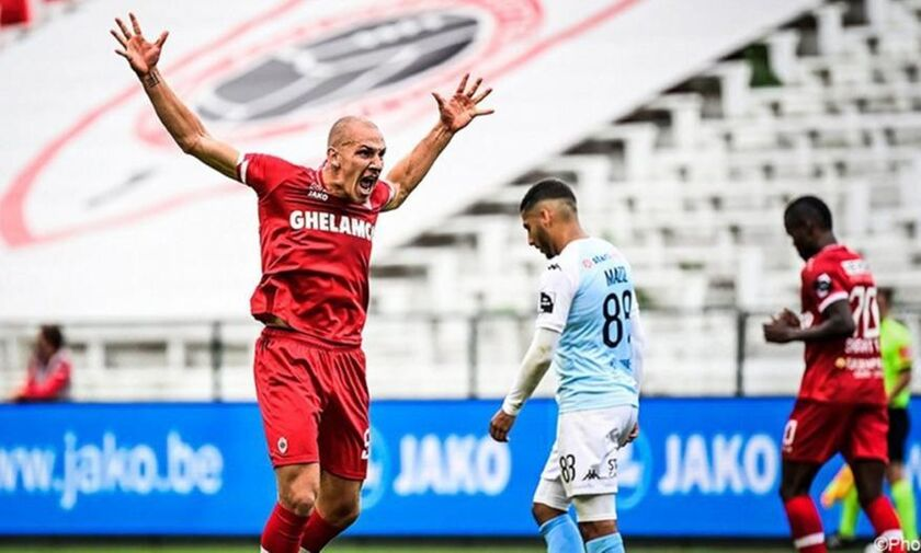 Europa League: Τι έκαναν οι αντίπαλοι του Ολυμπιακού, Αντβέρπ, Άιντραχτ, Φενέρμπαχτσε