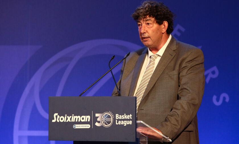 Γαλατσόπουλος: «Η δυναμική του πρωταθλήματος ενισχύεται με την επιστροφή του Ολυμπιακού»