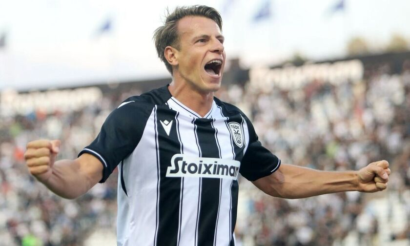 Σβαμπ: «Θέλω να πετύχω μεγάλα πράγματα με τον ΠΑΟΚ πριν επιστρέψω στην Αυστρία»