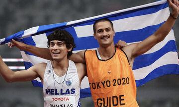 Γκαραγκάνης: «Έχω προσπαθήσει να τρέξω τα 100μ. με κλειστά μάτια - Δεν γίνεται!»