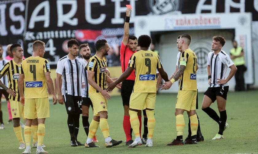 Super League: Μία αγωνιστική στον Λιβάι Γκαρσία, παίζει κανονικά στο ΠΑΟΚ - ΑΕΚ