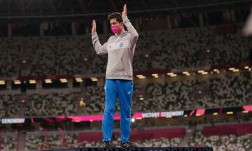 Μίλτος Τεντόγλου: Επέστρεψε στις προπονήσεις ο χρυσός Ολυμπιονίκης