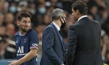 Μέσι: Χάνει, λόγω προβλήματος στο γόνατο, το ματς της Παρί Σεν Ζερμέν με την Μετς!