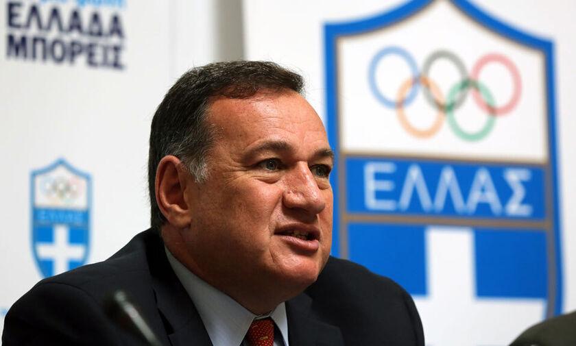 Επανεκλογή Καπράλου στην προεδρία της Ελληνικής Ολυμπιακής Επιτροπής!