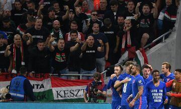 Χωρίς θεατές η Ουγγαρία για ρατσιστική συμπεριφορά οπαδών της κόντρα στην Αγγλία!