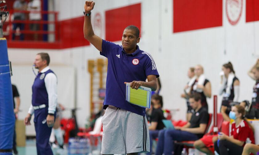 Ολυμπιακός – Αστερίξ 3-1: Κουτίνιο: «Δεν είναι εύκολο να παίζεις δύσκολα παιχνίδια αυτή την περίοδο»