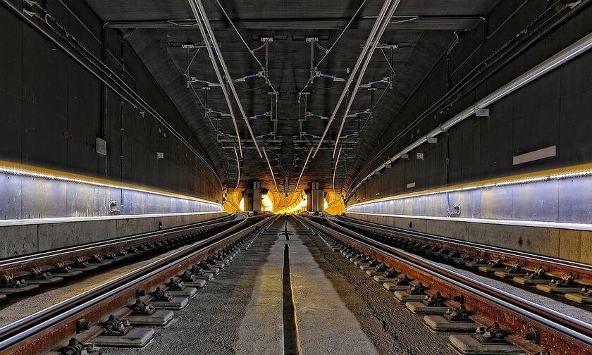 Σεπόλια: Πότε θα λειτουργήσει η πρώτη σιδηροδρομική σήραγγα