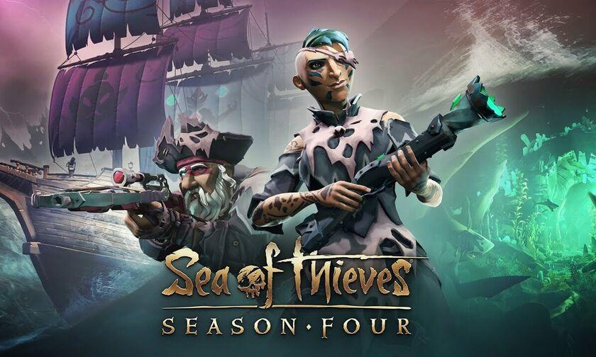 Sea of Thieves: Το trailer για την... υποθαλάσσια 4η σεζόν! (vid)
