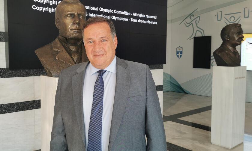Η τελευταία θητεία του Καπράλου στην προεδρία της ΕΟΕ