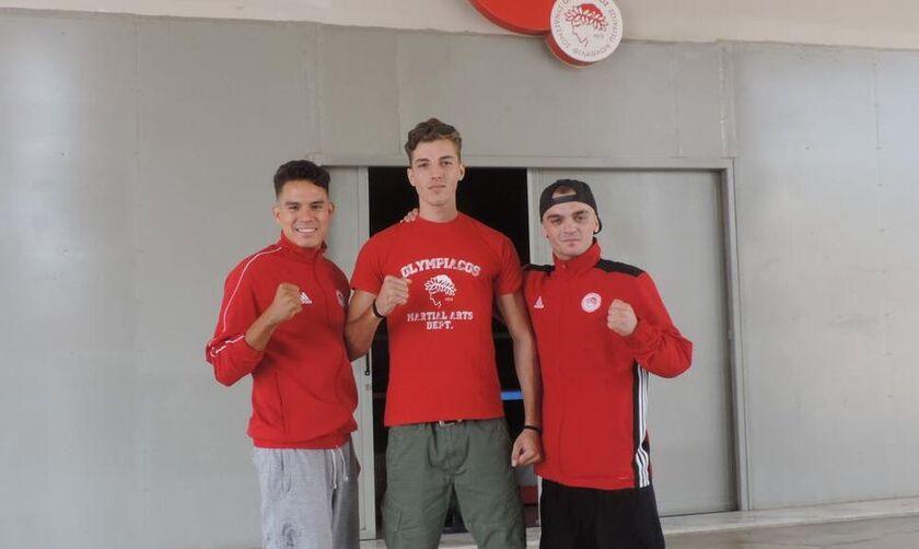 Ολυμπιακός: Στην Άρτα για το Πανελλήνιο Πρωτάθλημα Πυγμαχίας Κ22
