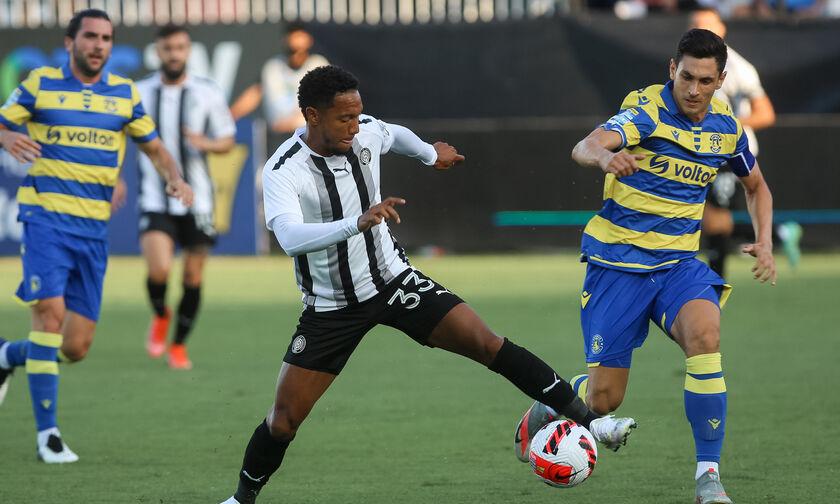 OΦΗ - Αστέρας Τρίπολης 0-0: Οι καλύτερες φάσεις (vid)