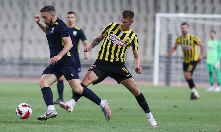 ΑΕΚ - Λαμία 1-0: Γκολ και οι καλύτερες φάσεις (vid)