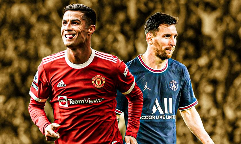 «Forbes»: Ο Ρονάλντο ξεπέρασε τον Μέσι στους πιο ακριβοπληρωμένους ποδοσφαιριστές στον κόσμο
