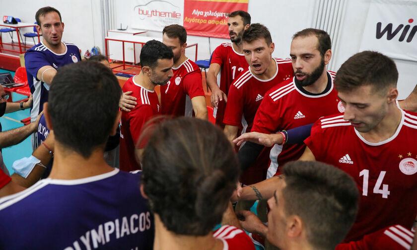 Ολυμπιακός - Μάριμπορ 3-1: Δεύτερη διαδοχική νίκη με 26 πόντους του Πέριτς