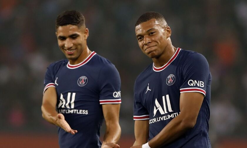 Ligue 1: Τρίποντο στα... χασομέρια για την Παρί, γκέλα η Μαρσέιγ (αποτελέσματα, βαθμολογία)