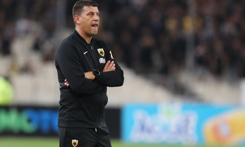 ΑΕΚ – Λαμία 1-0: Μιλόγεβιτς: «Δίκαια κερδίσαμε, να είμαστε έτοιμοι στο ματς με τον ΠΑΟΚ» (vid)