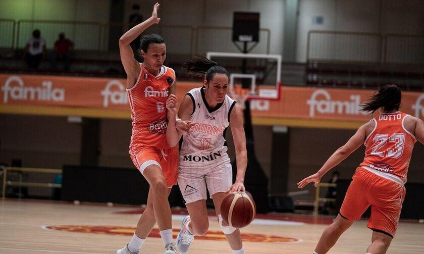 EuroLeague Women: Στη φάση των ομίλων η Σκίο του Δικαιουλάκου