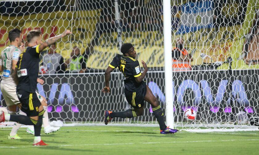 Το γκολ του Καμαρά σταμάτησε δύο αρνητικά σερί των «κίτρινων»