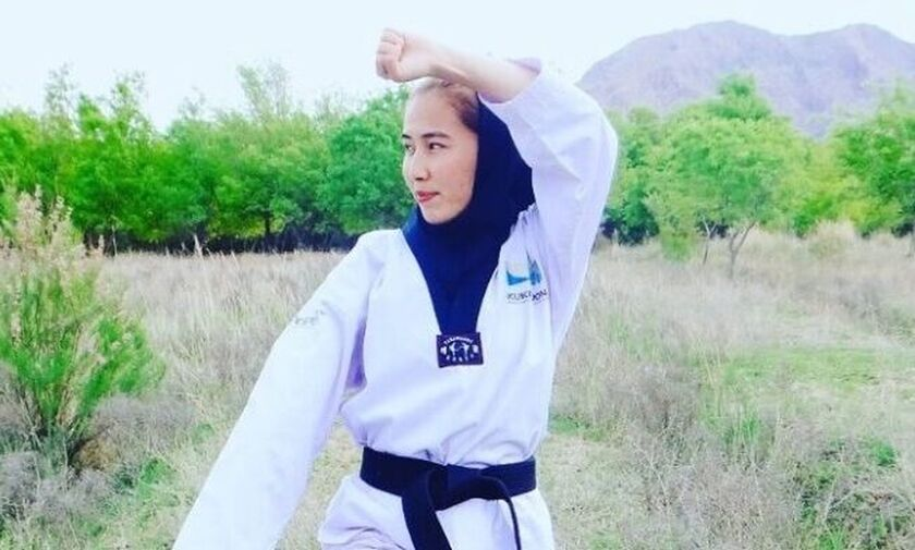 Ταλιμπάν: Κραυγή αγωνίας από Αφγανή πρωταθλήτρια του τάε κβον ντο για τον γυναικείο αθλητισμό
