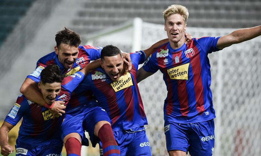 Βόλος - Ατρόμητος 3-0: «Τρένο» η ομάδα του Αμπασκάλ (Highlights)