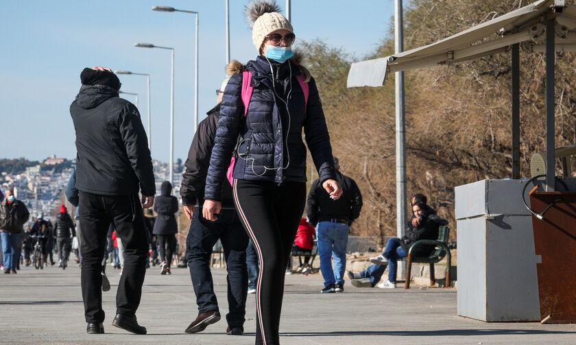 Καιρός: Βουτιά του υδράργυρου στους 8 βαθμούς (ελάχιστη θερμοκρασία) - 10 η Θεσσαλονίκη, 13 η Αθήνα