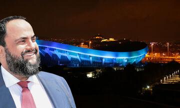 Επίσημο: Κολυμβητήριο στο ΣΕΦ - Ανάδοχος ο Ολυμπιακός - Εγγυητής ο Μαρινάκης