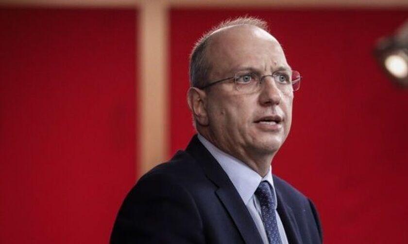 Οικονόμου για Τουρκία: «Η ελληνική πλευρά είναι προετοιμασμένη να αντιδράσει σε όλα τα μέτωπα»
