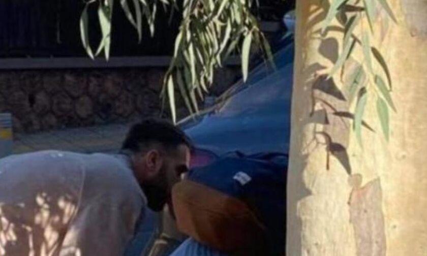 Σε τροχαίο ατύχημα στον Άλιμο ενεπλάκη ο Κώστας Φορτούνης