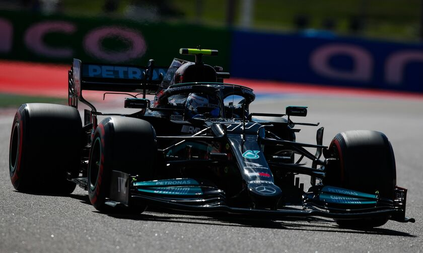 Grand Prix Ρωσίας: Ο Φερστάπεν θα εκκινήσει τελευταίος, πρώτος ο Μπότας στα δοκιμαστικά
