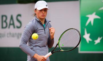 Ostrava Open: Η Σβίατεκ στον δρόμο της Σάκκαρη