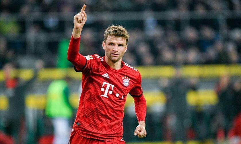 Bundesliga: Άνετα η Μπάγερν, 3-1 στην έδρα της Γκρόιτερ Φιρτ - Έγραψε ιστορία ο Μίλερ (highlights)