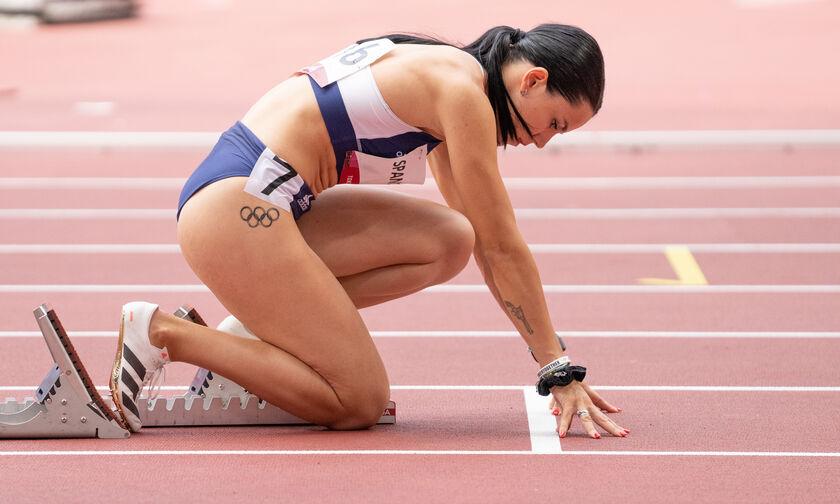 Σπανουδάκη: «Θα επικεντρωθώ μόνο στα 200 μέτρα»