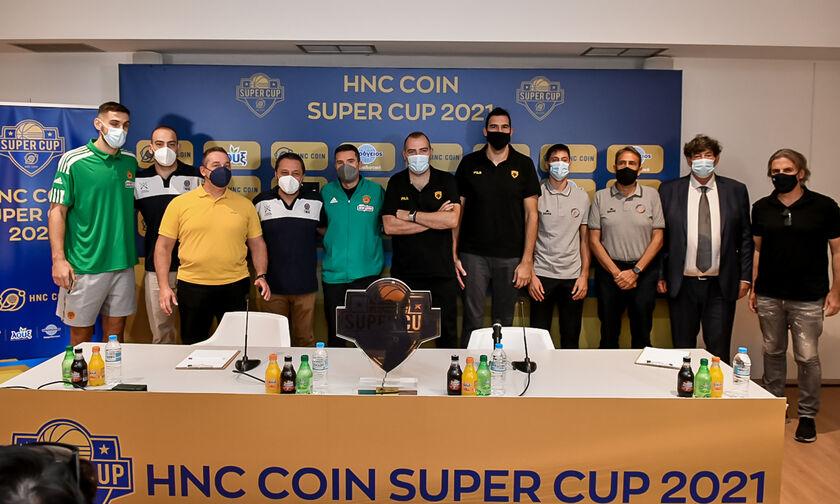Super Cup: Τζάμπολ στην Πάτρα