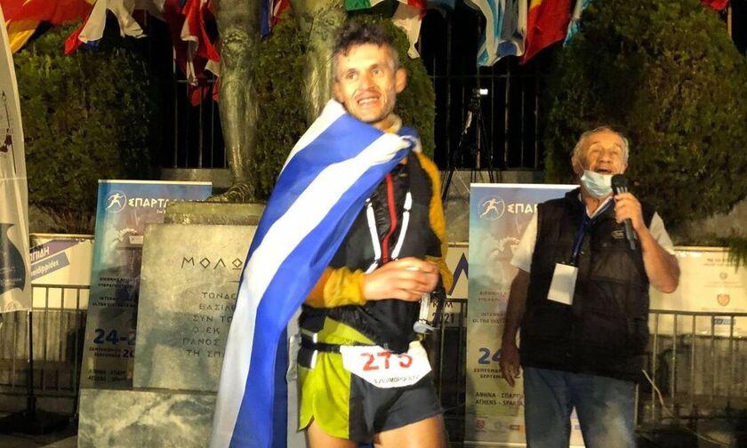 Σπάρταθλον: Νικητής ο Ζησιμόπουλος