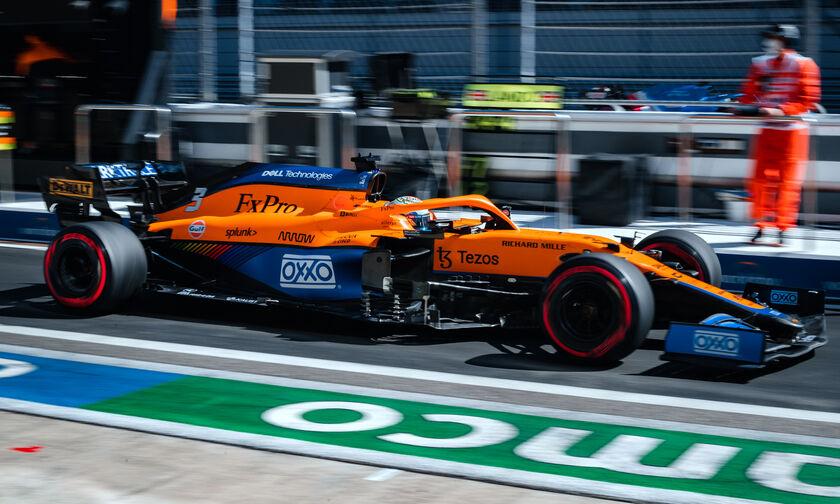 Grand Prix Ρωσίας: Παρθενική pole position για Νόρις