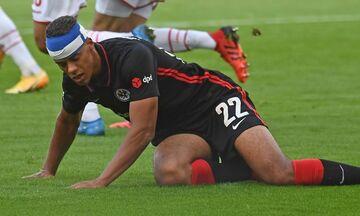 Bundesliga: Η Γκλάντμπαχ νίκησε την Ντόρτμουντ, νέα ισοπαλία για την Άιντραχτ Φρανκφούρτης (hls)