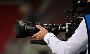 Τηλεόραση: Οι αθλητικές μεταδόσεις της Κυριακής (26/9)