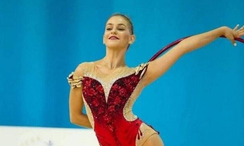 Ρυθμική γυμναστική: «Άγγιξε» βάθρο η Δερβίση