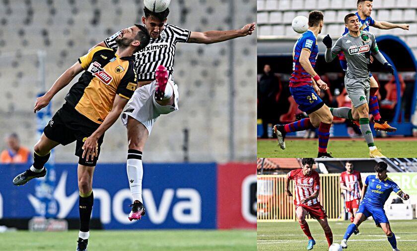 Super League: Το ενδιαφέρον σε Τρίπολη και Λεωφόρο, ντέρμπι στην Τούμπα